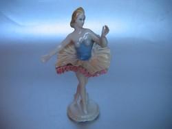 Art deco balerina (Karl Ens, 1930-1940) - 17 cm!