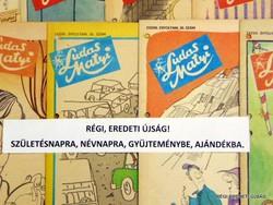 1978 június 15  /  Ludas Matyi  /  SZÜLETÉSNAPRA RÉGI EREDETI ÚJSÁG Szs.:  7386