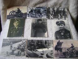 74+1 árja gyermek képeslap darabból álló II. vhs. birodalmi fotó gyűjtemény