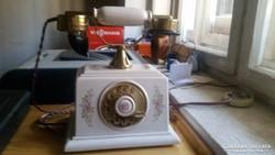 Antik telefon eladó