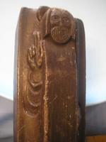 U8 Óriás, Figurális Krisztus viasz, 26,5cm Magas -