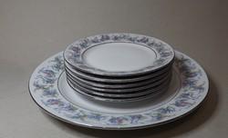 Ilmenau porcelán süteményes készlet