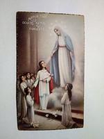 Szűz Mária régi imalap 1933.