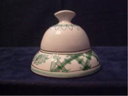 Karácsonyi Porcelán festett antik Csengő