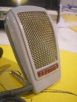 N7 N9 Letalpalható 1958-as Grundig MIKROFON Dynamisches  GDM 15 eredeti dobozában ritkaság