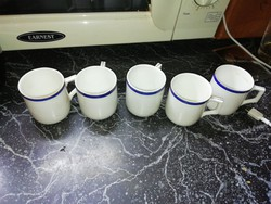 Eladásra  kínálok Ritka Zsolnay porcelán csészék kávés