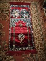 Régi ima szőnyeg arany szállas Morocco Manatex