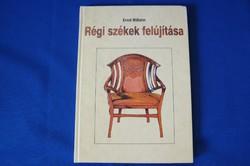 Régi székek felújítása