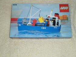 Lego 4015 1982 vintage Hajó bontatlan