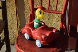Retro Donald kacsa kocsi