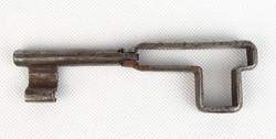 0U308 Régi összecsukható kapukulcs