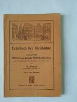 Tankönyv Történet. Német gót betűs