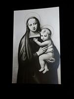 Szűzanya a Kis Jézussal 1942