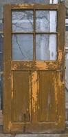 Antik régi ajtó