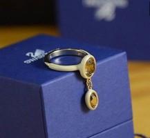 Eredeti swarovski gyűrű