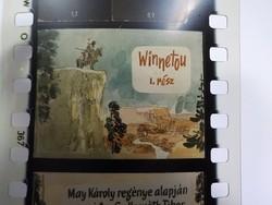 Diafilm : Winnetou I.-II.  1963 Magyar Diafilmgyártó vállalat
