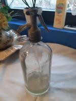 Antik szódásüveg 1937 ből