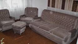 Ülőgarnitúra kanapé fotel