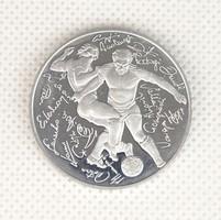 0N172 Mexikói labdarúgó világbajnokság érme 1986