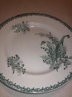 Francia fajansz tányérok