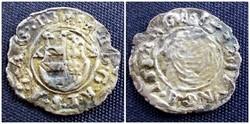 II. Ferdinánd ezüst dénár 1632