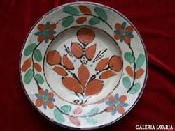 Vámfalusi tányér