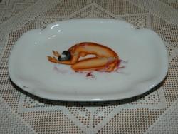 KPM porcelán art deco asztalközép.