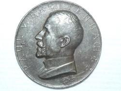 Paul Von Breitenbach Emlékérem 1914.