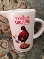 Famous Grouse schotch Whisky kerámia