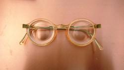Különleges antik szemüveg tokkal
