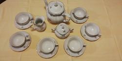 Roschütz porcelán teás készlet eladó