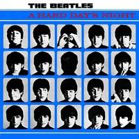 The Beatles - A Hard Day's Night c. nagylemeze eladó
