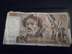 1982-es 100 Franc