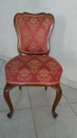 Neobarokk szék eladó
