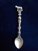 Csodás áttört ezüst kanál Venezia