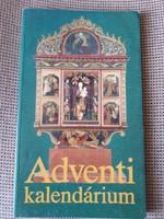 Adventi kalendárium 1990.500.-Ft