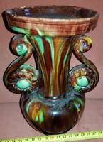 Brutál retro vázák, szinte már horrorisztikus stílus! 3 db egyben