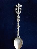 Csodás áttört ezüst kanál