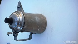 Valamilyen régi indiai kiöntő (aluminium?)