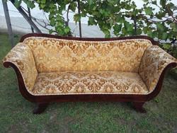 Eladó csodás biedermeier kanapé.