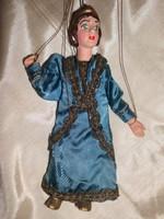 Antik marionett bábu.