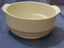 Alföldi porcelán tálaló tál