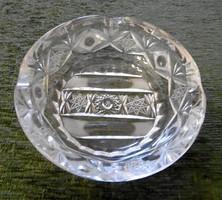 Ólomkristály hamutartó