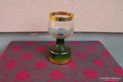 Zenélő pohár