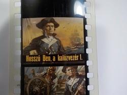 Diafilm : Hosszú Ben I.-II. 1969  Magyar Diafilmgyártó vállalat