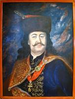 Moona - Munkácsy MÁNYOKI ÁDÁM  festménye után