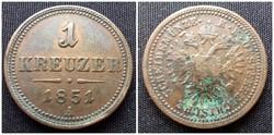 1 krajcár 1851 A /id1609/