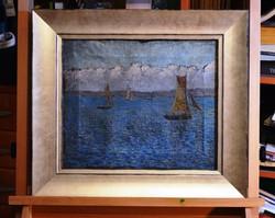 JOACHIM Ferenc (1882-1964) festmény - Aukción szerepelt (2016.)