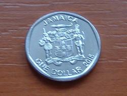 JAMAICA JAMAIKA 1 DOLLÁR 2015 #