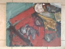 Veress Sándor festménye